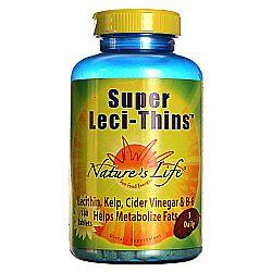 Nature's Life Super Leci-Thins