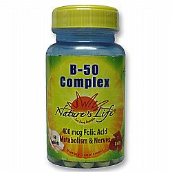 Nature's Life B-50 Complex