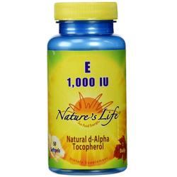Nature's Life E 1,000 IU