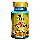 Nature's Life Zinc 50 mg