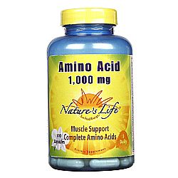 Nature's Life Amino Acid 1,000 mg