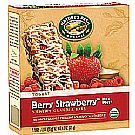Natures Path Berry Strawberry Flax Plus Granola Bars (6 Pack)