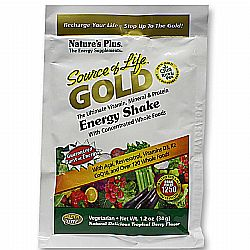 Nature's Plus Source of Life Gold Energy Shake Single