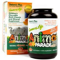 Nature's Plus Animal Parade Multiple