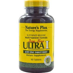 Nature's Plus Ultra I Iron Free Sustained Release