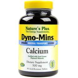 Nature's Plus Dyno-Mins Calcium