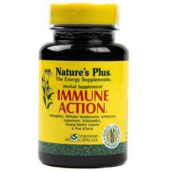 Nature's Plus Immune-Action Herbal Caps