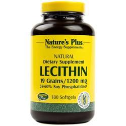 Nature's Plus Lecithin 1,200 mg
