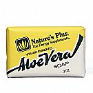 Nature's Plus Vitamin Enriched Aloe Vera Soap