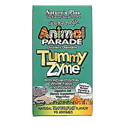 Nature's Plus Animal Parade Tummy Zyme