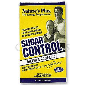 Nature's Plus Sugar Control