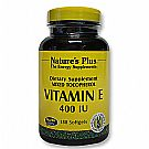 Nature's Plus Vitamin E 400 IU Mixed Tocopherol