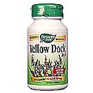 Nature's Way Yellow Dock Root Caps