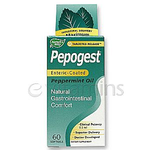 Nature's Way Pepogest Enteric Coated Peppermint Oil