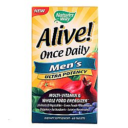Nature's Way Alive Once Daily Men's