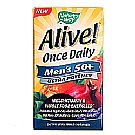 Nature's Way Alive! Once Daily Men's 50+