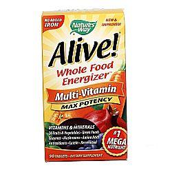 Nature's Way Alive! Multivitamin No Iron