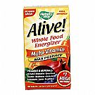 Nature's Way Alive Multivitamin No Iron - 90 Tabs