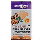 New Chapter Tiny Tabs C Food Complex
