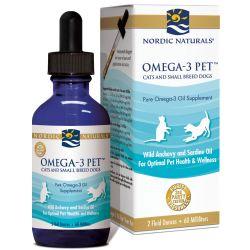 Nordic Naturals Omega-3 Pet