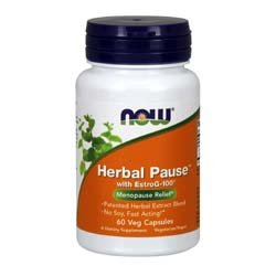 Now Foods Herbal Pause with EstroG-100