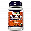 Now Foods Melatonin Lozenges 3 mg