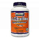Now Foods L-Citrulline 750 mg