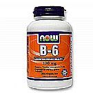 Now Foods B-6 100 mg