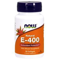 Now Foods Vitamin E Mixed Tocopherols
