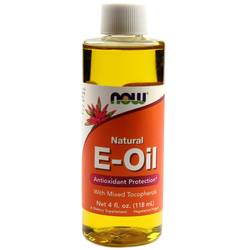 Now Foods Natural E-Oil