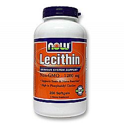 Now Foods Lecithin 1200 mg