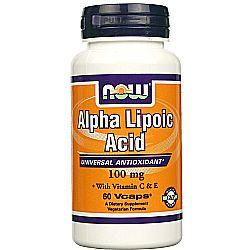 Now Foods Alpha Lipoic Acid