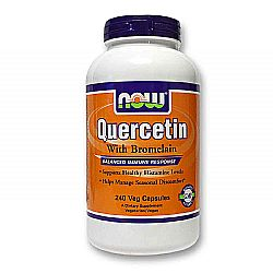 Now Foods Quercetin with Bromelain