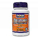 Now Foods Melatonin 3 mg