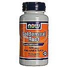 Now Foods Goldenseal Root 500 mg U.S. Wildcrafted