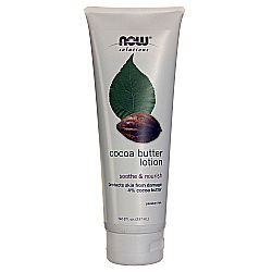 Now Foods Cocoa Butter Lotion