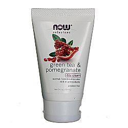 Now Foods Green Tea and Pomegranate Day Cream