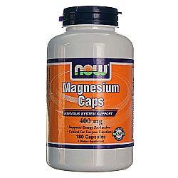 Now Foods Magnesium Caps