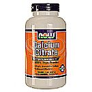 Now Foods Calcium Citrate Powder, Pure