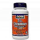 Now Foods Tri-Chromium 500 mcg plus Cinnamon
