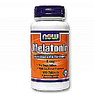 Now Foods Melatonin 1 mg, Two Stage Release
