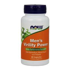 Now Foods Men's Virility Power