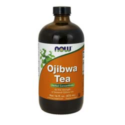 Now Foods Ojibwa Tea Concentrate