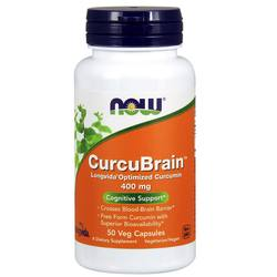 Now Foods CurcuBrain