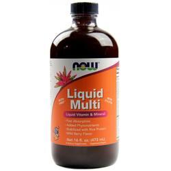 Now Foods Liquid Multi