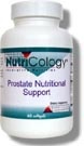 Nutricology Prostate Nutritional Support