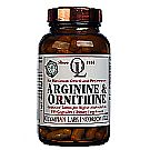 Olympian Labs Arginine 500mg and Ornithine 250mg