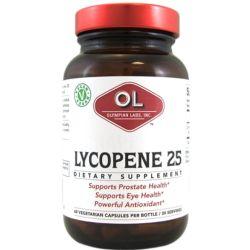 Olympian Labs Lycopene 25