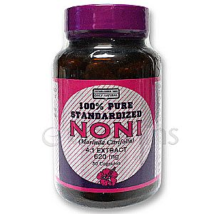 Only Natural 100% Pure Standardized Noni 4:1 Extract