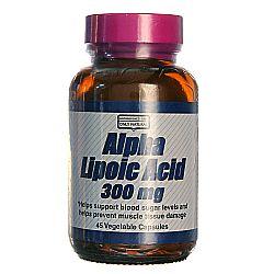 Only Natural Alpha Lipoic Acid 300 mg